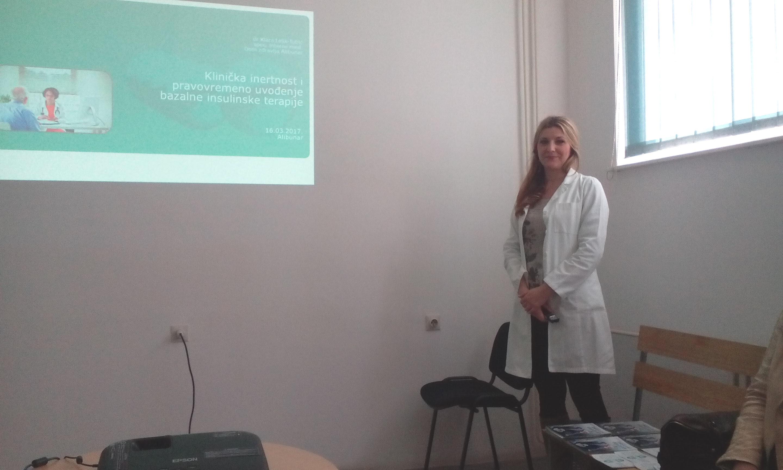 Dr Klara Lelik Tubić