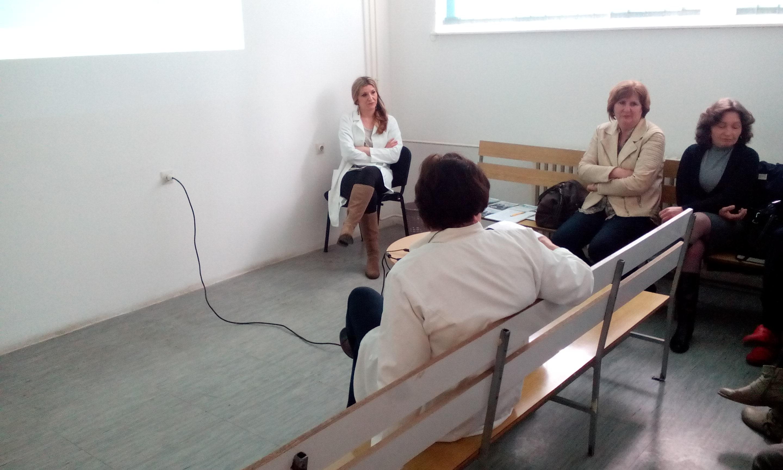 Diskusija na kraju predavanja