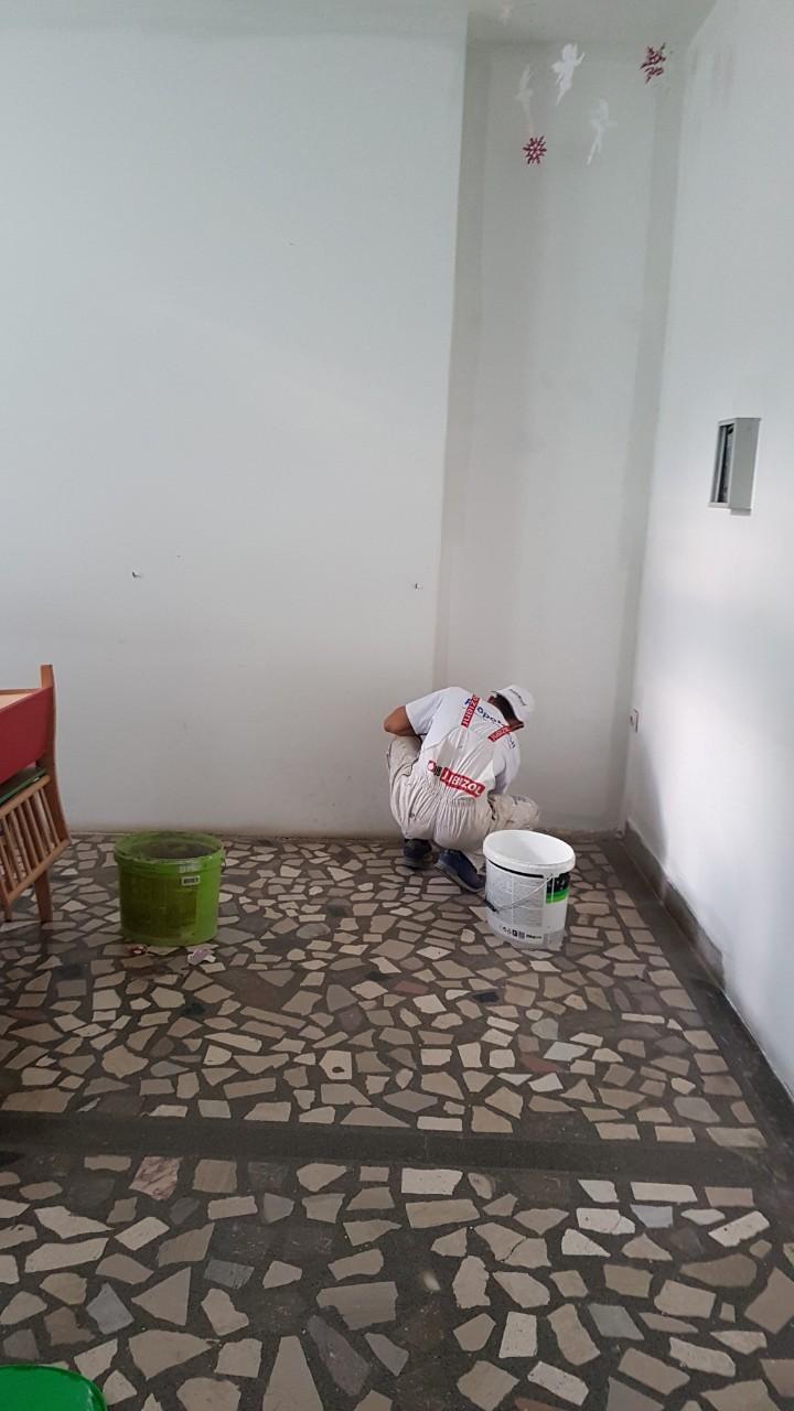 Radovi na renoviranju
